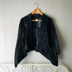 Urban Outfitters Jean Kimono Jacket